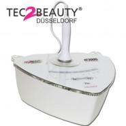 Tec2Beauty® Radiofrequenz für Gesicht & Dekolleté (3 MHz)