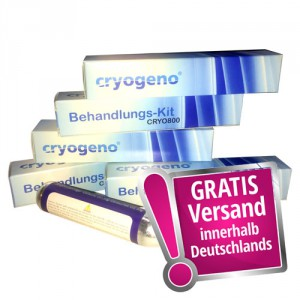 5x Carboxy Shot Mesotherapie CO2-Gun-Kit Kryolift